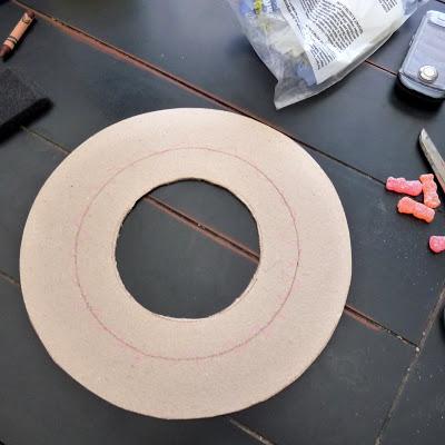 wreath circles image